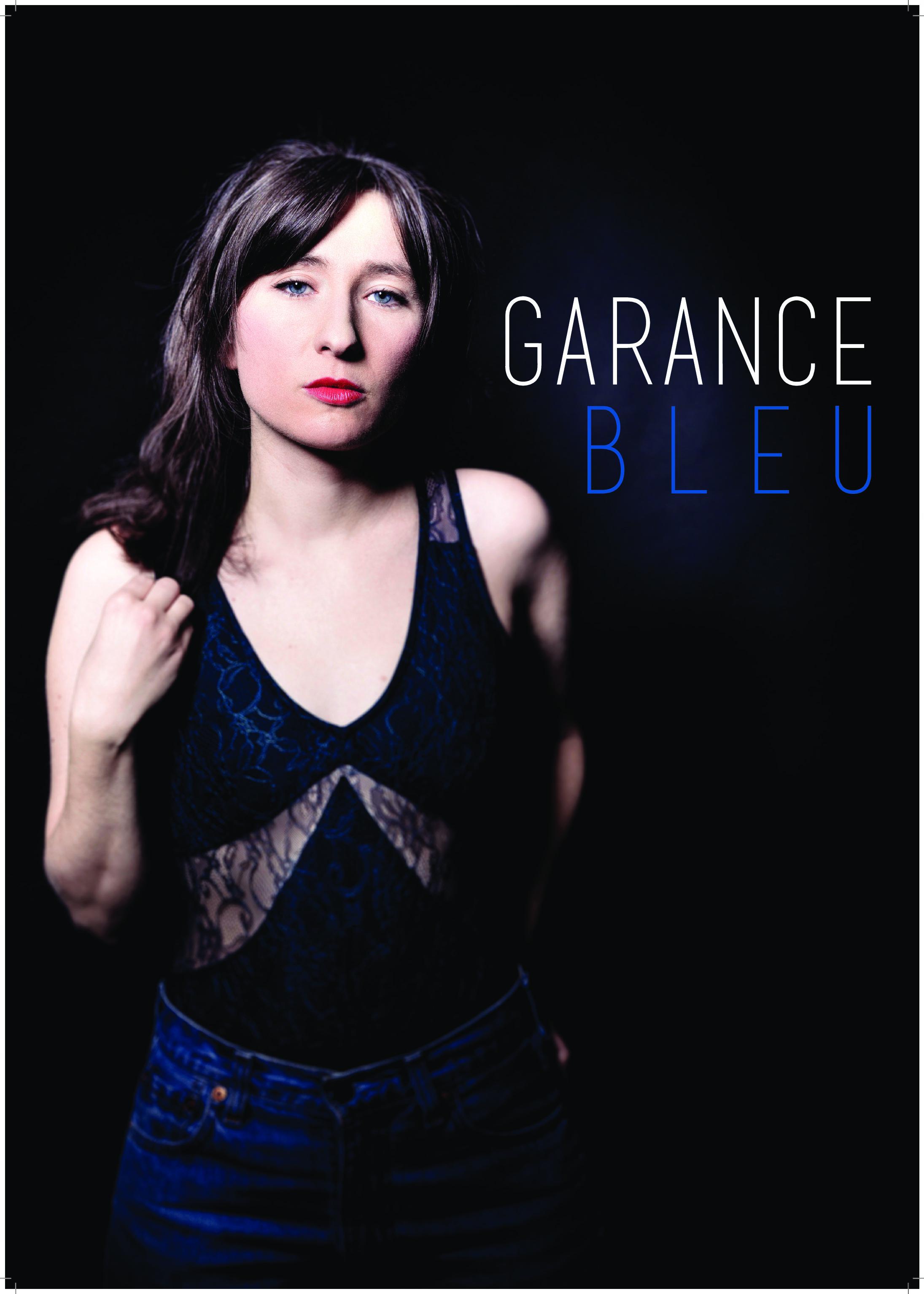 Garance – BLEU en solo